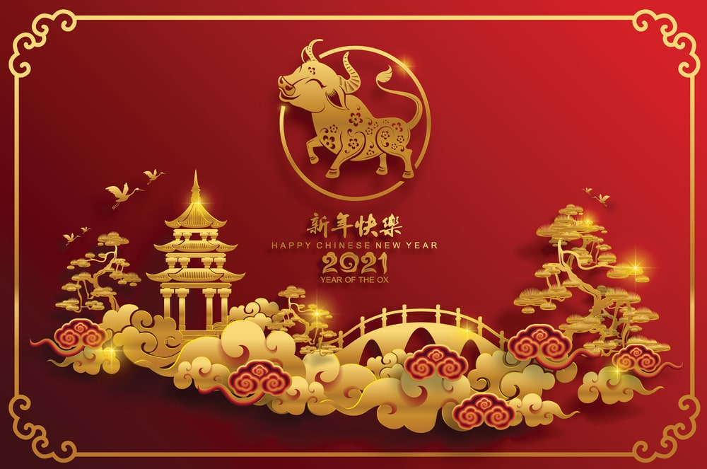 Happy Chinese New Year! -